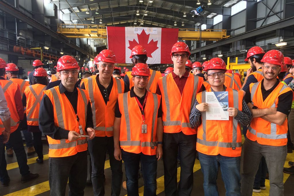 North Vancouver Vard Marine naval architects and marine engineers at Vancouver Shipyards