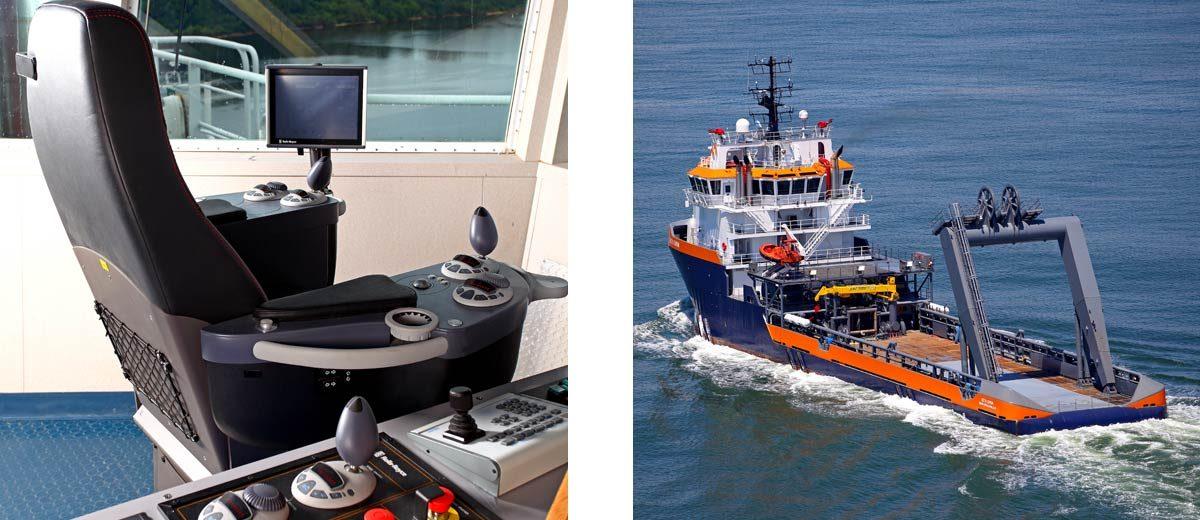 Anchor Handling Vessel AHV VARD 2 270 Keith Cowan