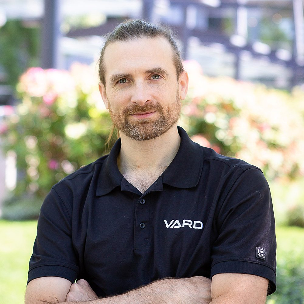 Mike Teschke, NSS Program Manager Vard Marine headshot