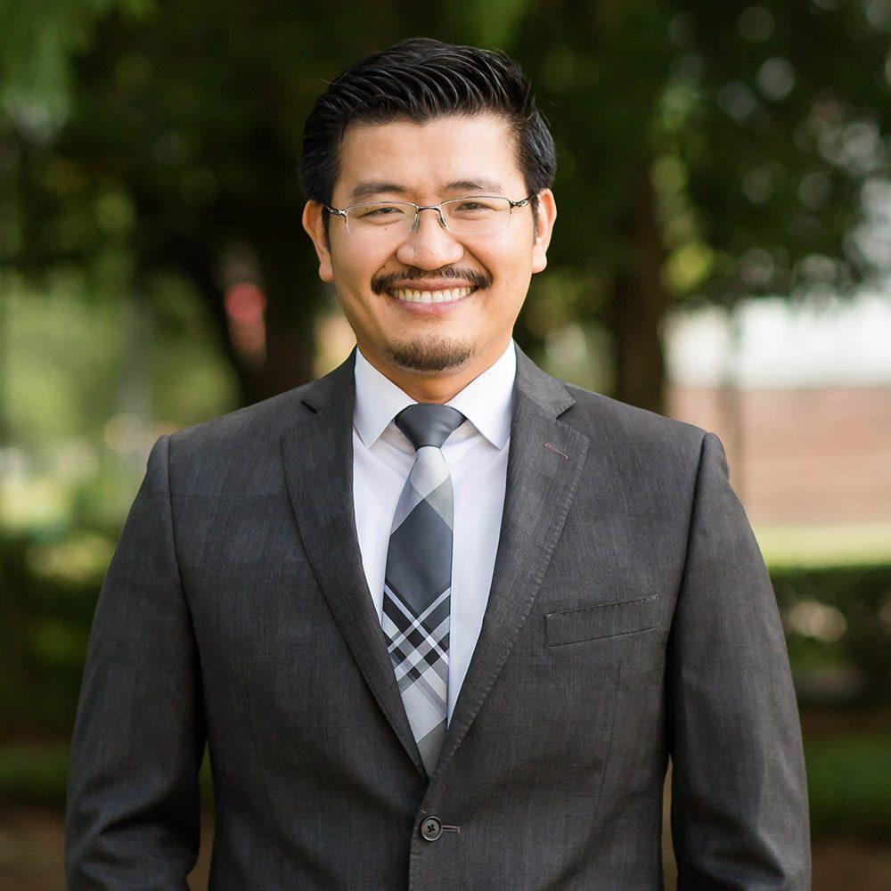 Francis Nguyen, Engineering Manager Houston Vard Marine headshot