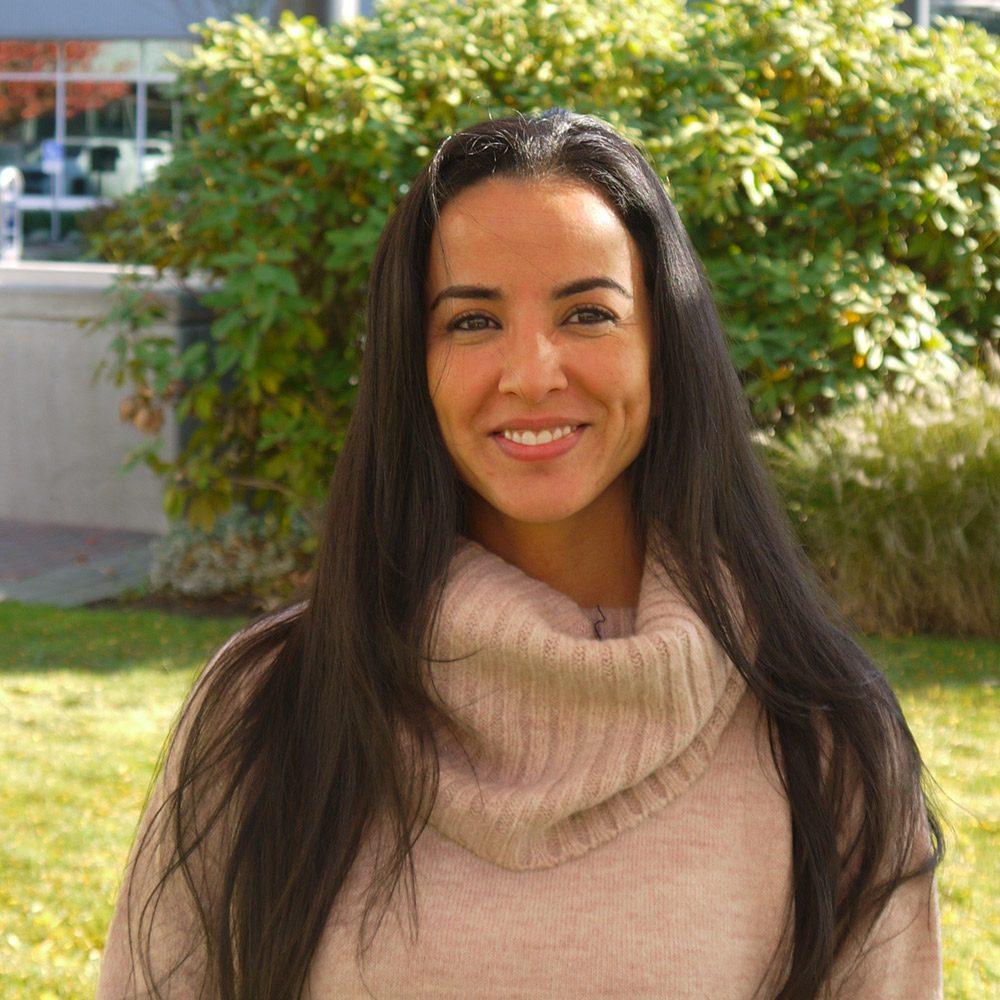 Hanane Bella, HR Manager Vard Marine headshot