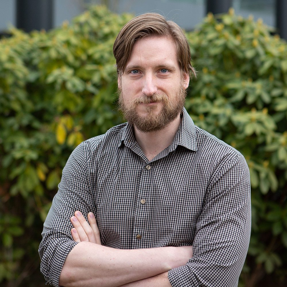 Matt Allan, IT Development Manager Vard Marine headshot