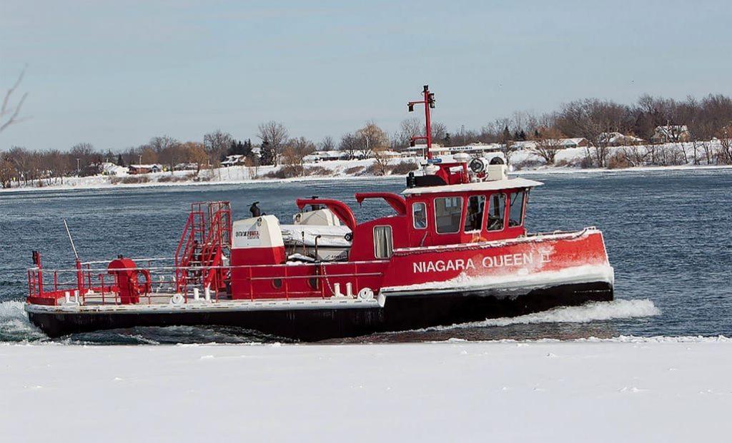 Niagara Queen II icebreaker